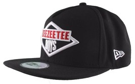 Dissizit! Mens Black New Era DeeZeeTee Boys Hip Hop Snapback Baseball Hat NWT image 2