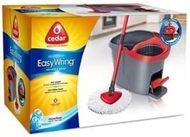 OCedar Brands 148473 Easy Wring Spin Mop & Bucket System - $50.53