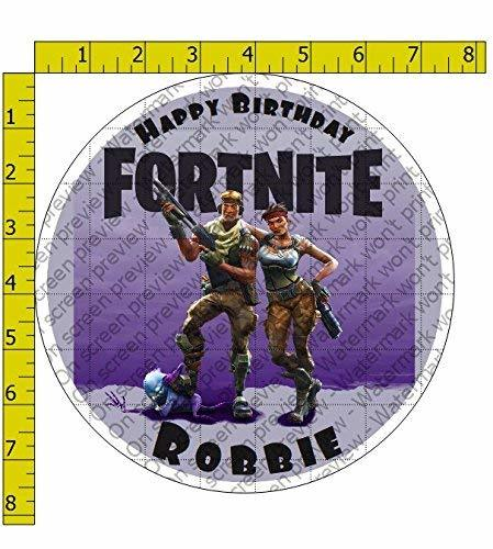 A Birthday Place Fortnite Edible Frosting And 29 Similar Items