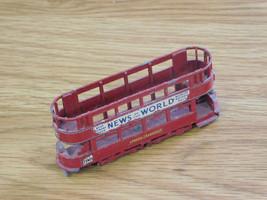 Lesney 1:64 Matchbox Vintage London Bus Toy Bus Lot #1808 - $11.88