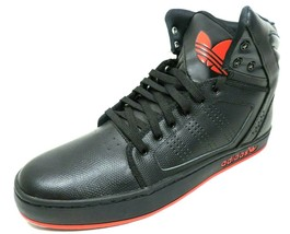 Adidas Original Adi-High Ext Mens Shoes G59867 Basketball Leather Black ... - $59.99