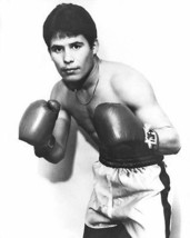 Julio Cesar Chavez SFOL Vintage 11X14 BW Boxing Memorabilia Photo - $14.95