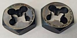 """Bosch 28973 HSS Hex Die 1/8""""-27 1609410460 USA Bulk 2PCS - $4.95"""