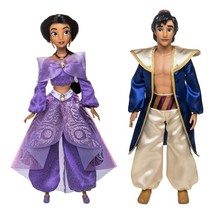 Disney Store Aladdin and Jasmine Sing Duet Doll Whole New World New NIB ... - $61.75