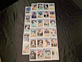 Royals 1992 Collector Card Set AA20-7447