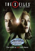 The X-Files Event Series DVD Set TV Show Episodes David Duchovny Video F... - $29.69