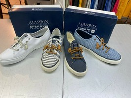 By Moccasin Boat Sperry Top Sider Seacost Unisex Special Price Various C... - $69.72