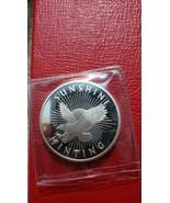 1 oz Silver Round - Sunshine Mint - $38.00