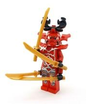 Lego ® -  Ninjago General Kozu The Final Battle Genuine Minifigure Minif... - $27.11