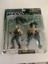 KISS Psycho Circus Peter Criss Animal Wrangler McFarlane Action Figure 1... - $14.84