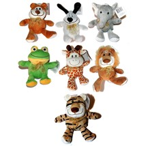 """EAST WEST* (1) Toy PLUSH PALS 7"""" Tall STUFFED ANIMAL Children's *YOU CHO... - $3.99"""