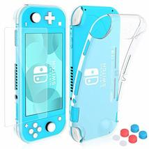 Case Cover for Nintendo Switch Lite, HEYSTOP Soft TPU Protective Case Co... - $48.98