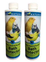 2-Pack Care Free Enzymes Canary, Finch & Parakeet Bath Protector 94003 1... - $27.12