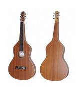 ADM Acoustic Weissenborn Style Lap Steel Guitar, Natural Matt color - $375.40