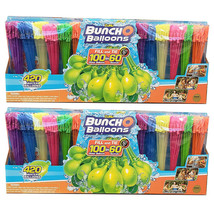 2 PACK | ZURU Bunch O Balloons, 420 Water Balloons, Fill & Tie 100 in 60... - $53.89
