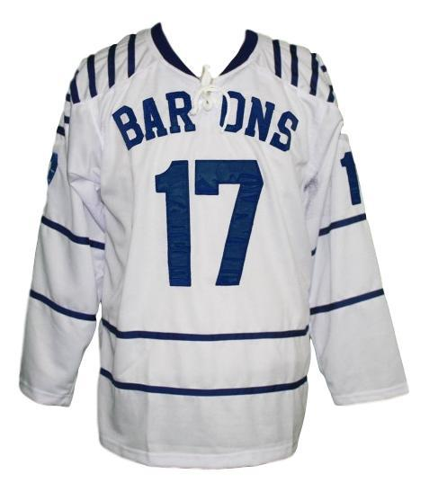 Custom Name # Cleveland Barons Ahl Hockey Jersey 1950 New Any Size