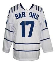 Custom Name # Cleveland Barons Ahl Hockey Jersey 1950 New Any Size image 1