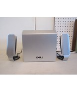 Dell Zylux A525  PC Computer Multimedia Speaker System With Subwoofer - $49.53