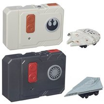 Star Wars The force Awakens MicroMachines RC Vehicles Wave 1 - $25.00
