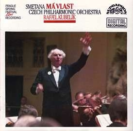 Primary image for SMETANA, BEDRICH - Ma Vlast / My Country: A Cycle Of Symphonic Poems / Rafael Ku