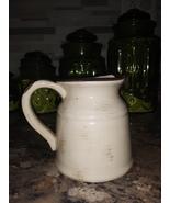 """La Dolce Vita """"Turino Collection"""" Ceramic Pitcher  - $25.00"""