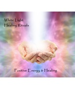 FAST HEALING SUPER POWER White Light Protection Witch Energy Rituals - $49.99