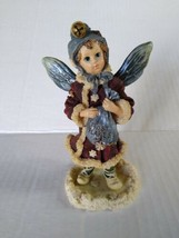 "Boyd's Bears and Friends Wee Folkstone Collection 6306 Angel Snowflakes 1997 5"" - $19.57"