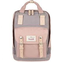 """Himawari School Waterproof Backpack 14.9"""" College Vintage Travel Bag for Women,1"""