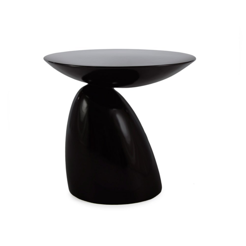 Mid Century Modern Retro Parabel Side or End Table - Inspired By The Designs of