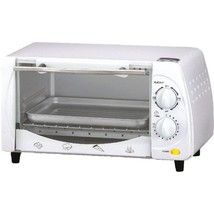 Brentwood Appliances TS-345W 4-Slice Toaster Oven - $52.11