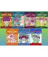 Franny K. Stein Mad Scientist Series Collection Set Books 1-7 By Jim Ben... - $41.99