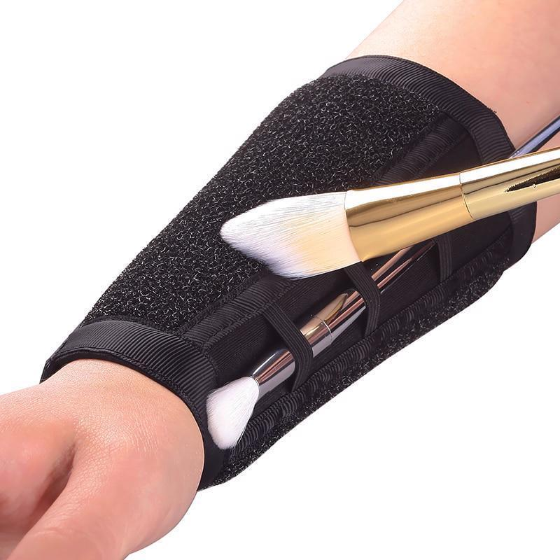 Makeup Brush Clean Armband Sponge Cleaning and 50 similar items
