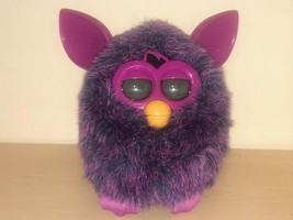 FURBY Hasbro 2012 Pink Purple Blue Talking Interactive TOY - Works Great! - $14.85
