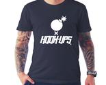 The hundreds hook ups skate men s black t shirt thumb155 crop