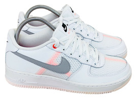 Nike Air AIR FORCE 1 LV8 1 GS Shoes Size 6.5Y Women's 8 Style AV0743 100... - $142.50