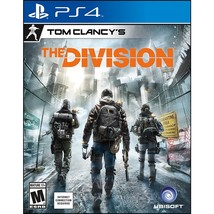 NOB Ubisoft 887256014506 Tom Clancys The Division Video Game - PlayStati... - $39.44