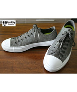 Mens Converse CTAS II Ox Reflective Wash Shale Grey 153548C Size US Men 9 Unisex - $44.99