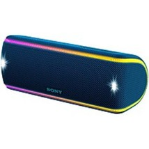Sony SRS-XB31/LI Portable Wireless Bluetooth IP67 Speaker - Blue - $142.65 CAD