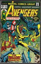 Avengers #144 (Marvel, 1976) Mid Grade - KEY - $49.50