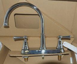 pfister Bremerton F0364SVC 36 Series 2 Handle Polish Chrome Kitchen Faucet image 3