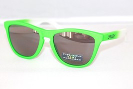 b86b7a2d174 ... wholesale oakley frogskins polarized sunglasses oo9013 99 green fade w  prizm dail. 2e004 73cdf