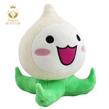 20CM Over Game Watch Overwatches Game Plush Toys Onion Small Squid Stuf... - $19.19