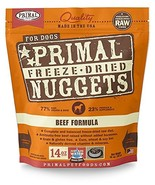 Primal Pet Foods Freeze-Dried Canine Beef Formula 14 Oz - $28.88