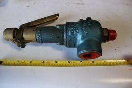 "J.E.LONERGAN E1FD-02HA 10  Safety Relief Valve 1/2"" 150 psi New image 4"