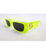 GUCCI Women's Sunglasses GG0516S 004 Neon Green Pearl Rectangle MADE IN ... - $319.50