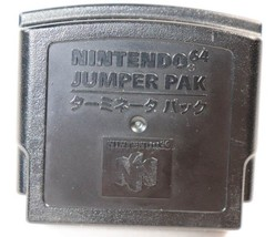 Nintendo 64 N64 Jumper Pack NUS-008 Made in Japan - $2.97