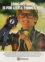 Frog Blue Ribbon Champion 1977 Communications AD Bell Telephone Long Dis... - $14.99