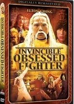 Invincible Obsessed Fighter DVD - Hong Kong Kung Fu Martial Arts Action ... - $19.99