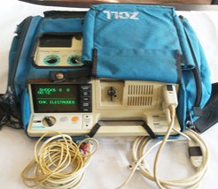 ZOLL PD 1600 Patient Monitor with case and more Accessories! - $321.75