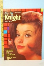Sir Knight Mens The New Monthly Mens Magazine 1961 Vol. 2 No. 12 - $25.69
